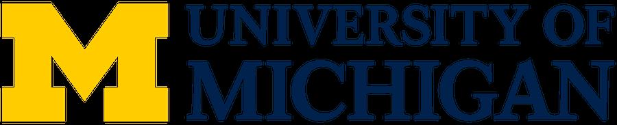 λογότυπο University of Michigan